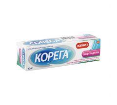 Корега крем д/фиксации зубн.протезов Защита десен 40г