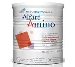 Альфаре Амино полноценное сбалансированное питание на основе аминокислот 400г