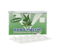 Ново-пассит таб.п/о 200мг №10