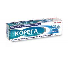 Корега крем д/фиксации зубн.протезов экстра сильный 40мл