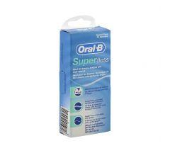 Орал-Б нить зубная Супер Флосс №50