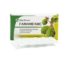 Гамамелис супп.рект. №10