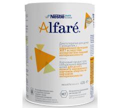 Альфаре смесь на основе полностью гидролизовынных белков молочной сыворотки 400г