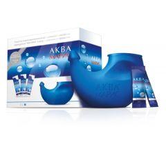 Аква-марис устройство д/промывания носа 330мл+соль морская соль саше №30