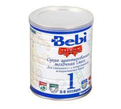 Беби смесь молочная Премиум1 адаптированная от 0 до 6мес. 400г