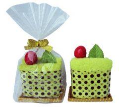 Лисс Кроули полотенце Ломтик ванильного пирожного сувенирное DD35
