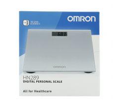 Омрон весы персональные цифровые серые HN-289-ESL
