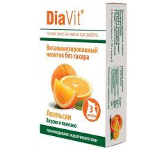 Диавит напиток витаминизированный сухой Апельсин №3 3023